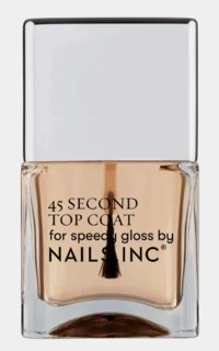Treatment Nailpolish 45 Second Top Coat With Kensington