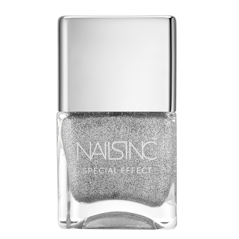 Special Efftect Nail Polish Silver