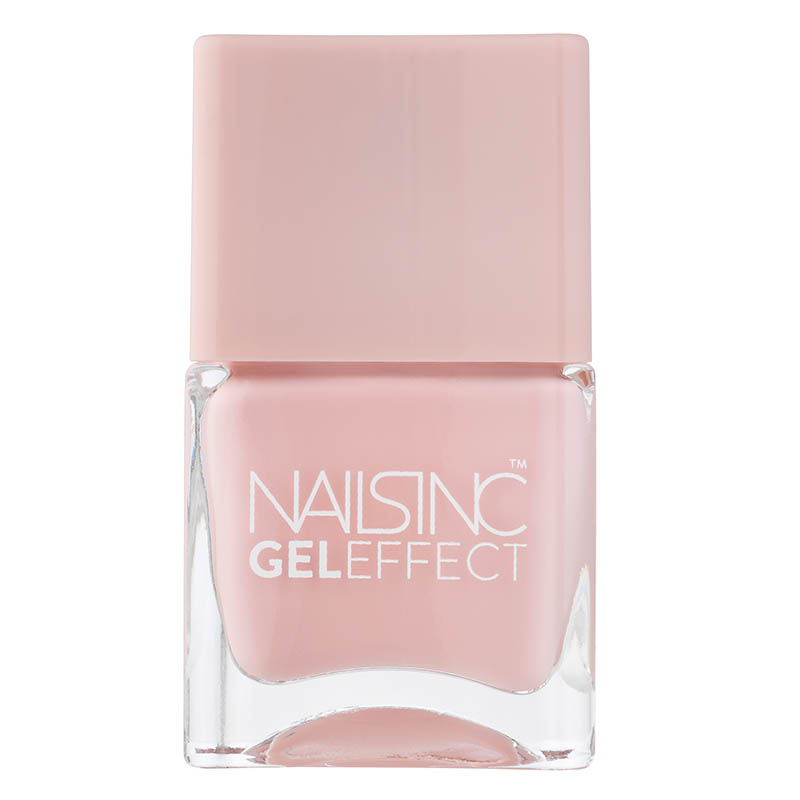 Gel Effect Nailpolish Pink Mayfair Lane