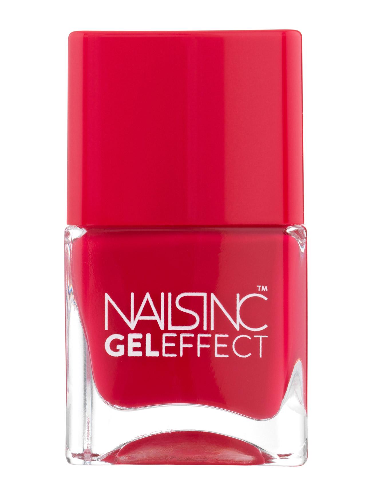 Gel Effect Nailpolish Red Beaufort Street