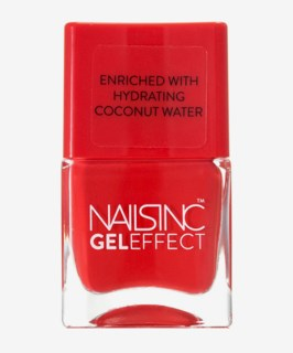 Gel Effect Nailpolish Red Charlotte Villas Glow