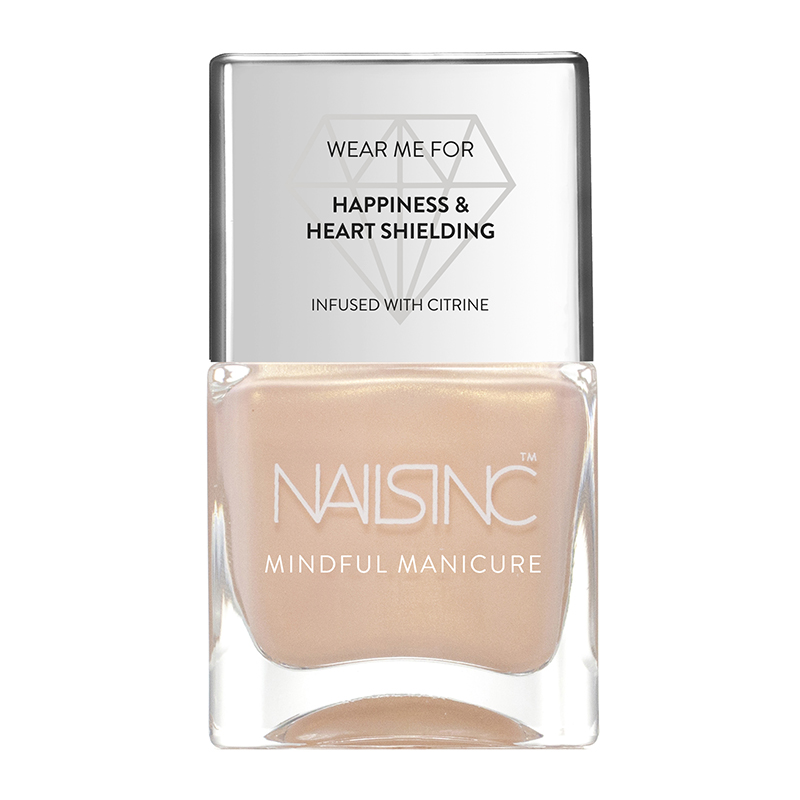 The Mindful Manicure Future's Bright Nail Polish Beige