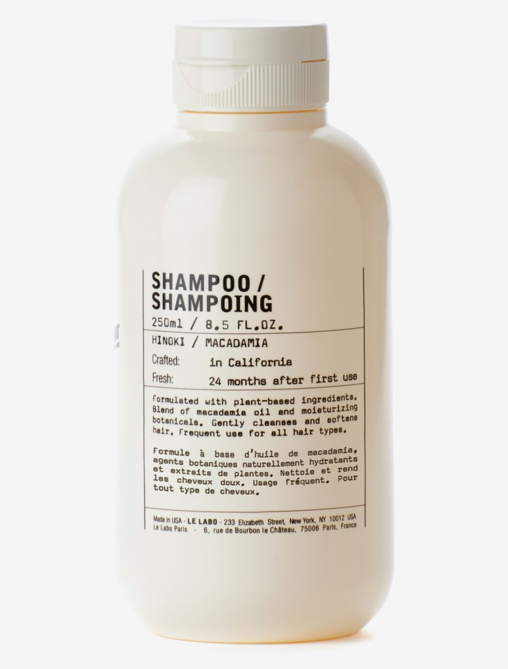 Hinoki Shampoo 250 ml