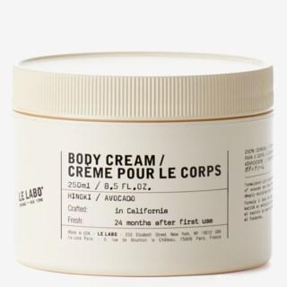 Hinoki Body Cream 250ml