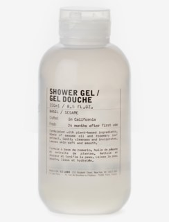 Shower Gel Basil 250 ml