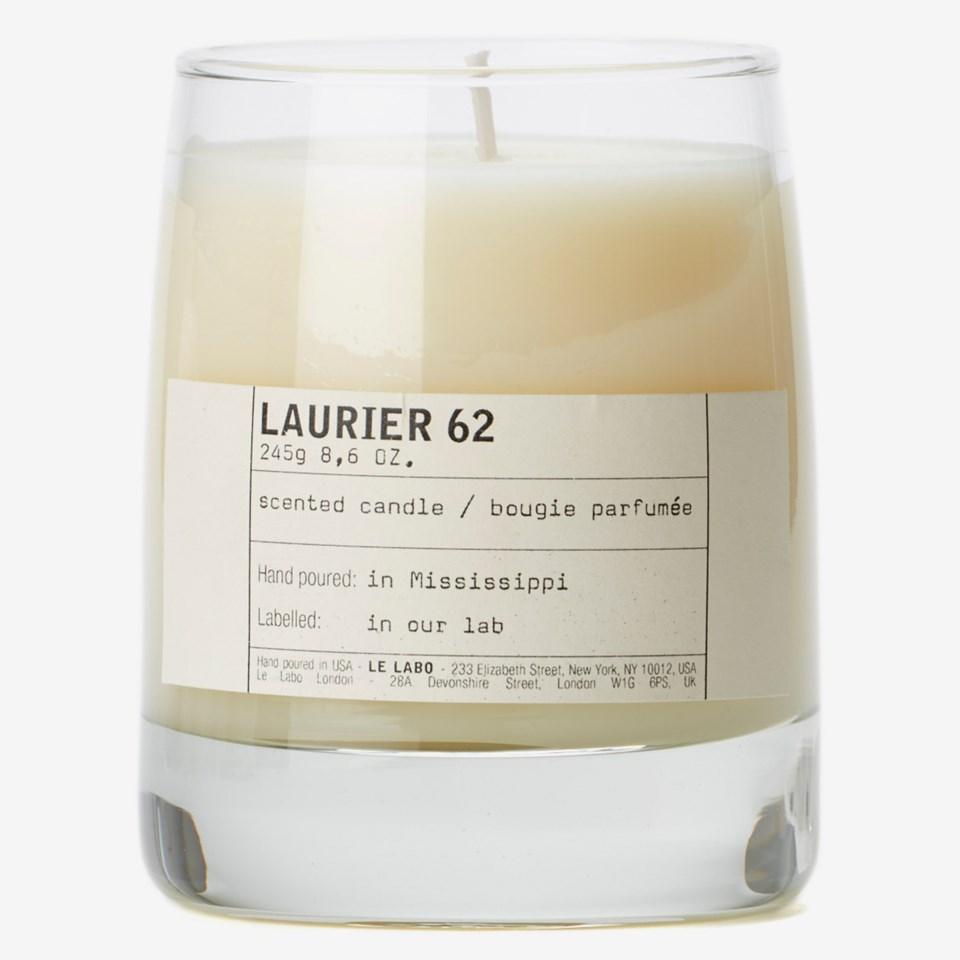 Laurier 62 - Classic Candle Laurier 62 Classic Candle