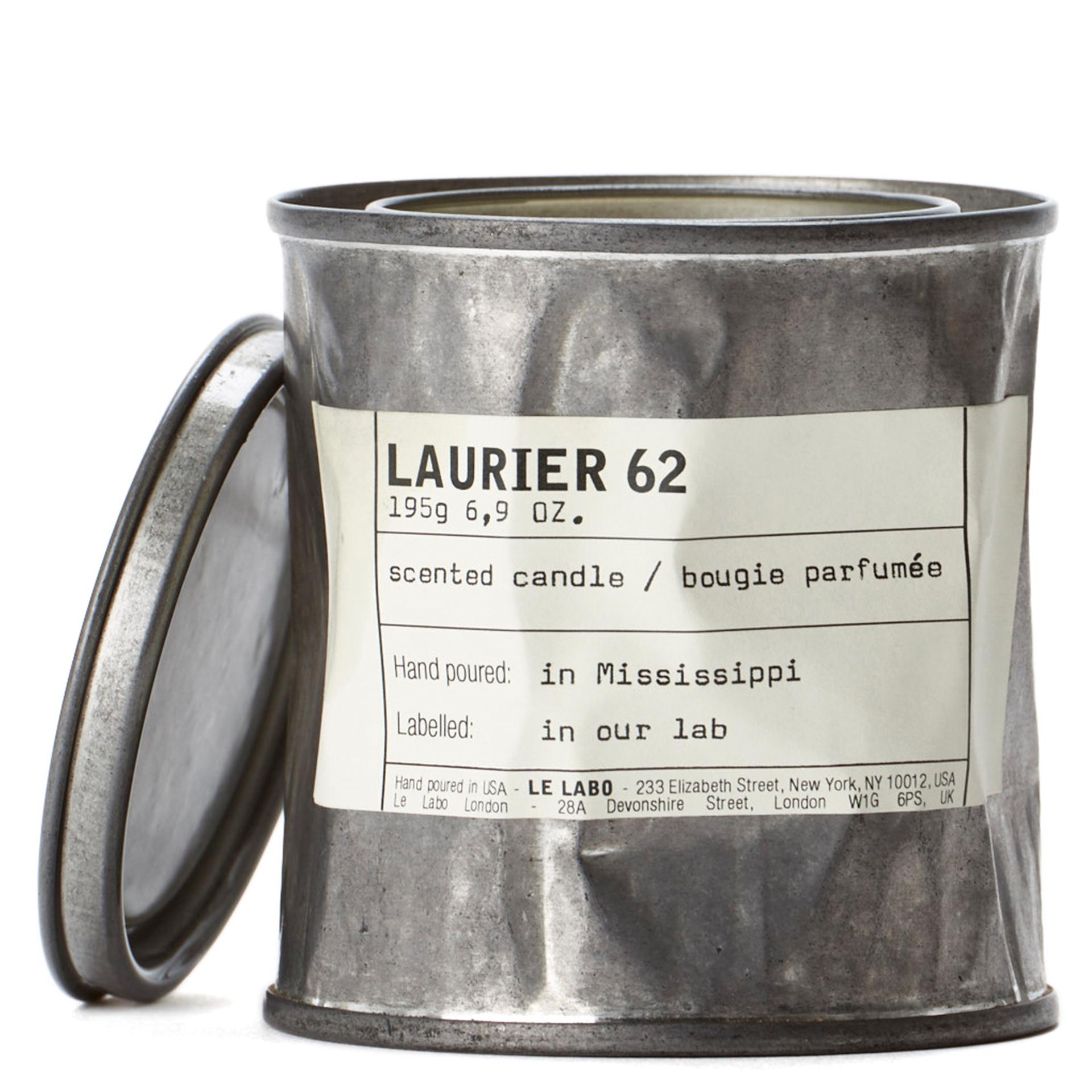 Laurier 62 - Vintage Candle