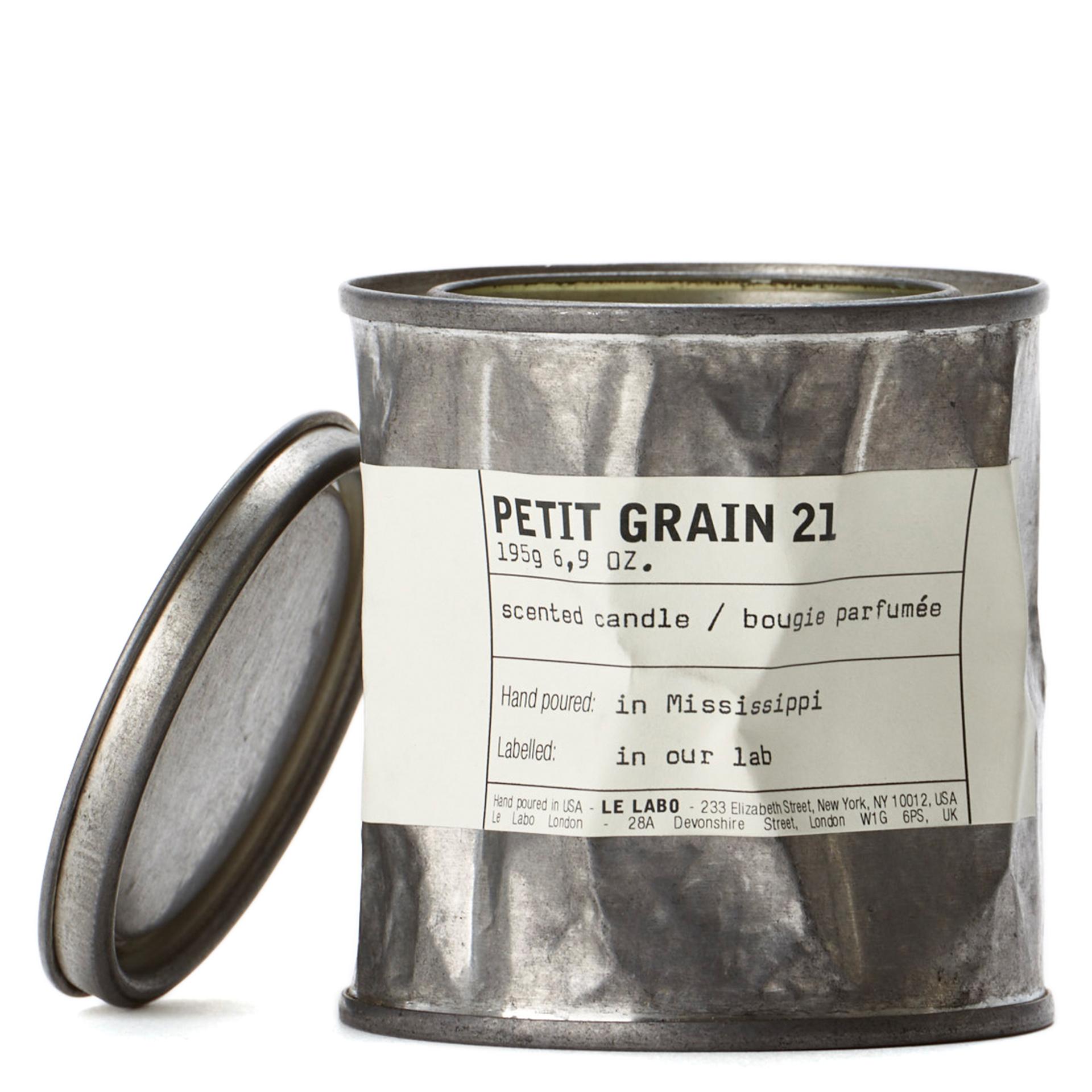 Petit Grain 21 - Vintage Candle