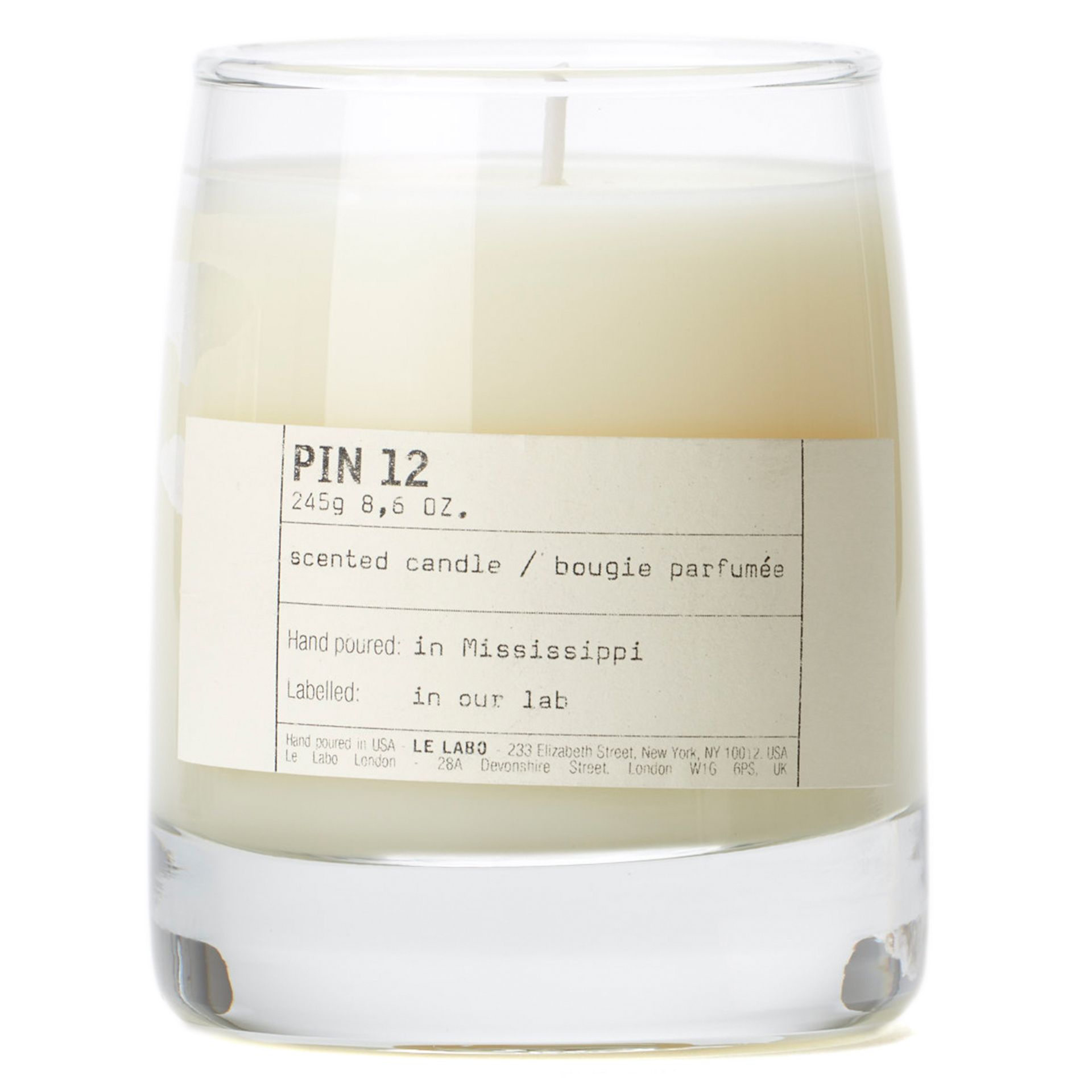 Pin 12 - Classic Candle