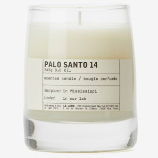 Palo santo 14 - Classic Candle 245 g