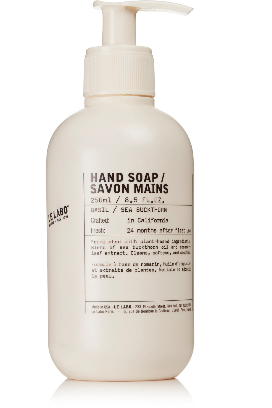 Basil Hand Soap 250 ml