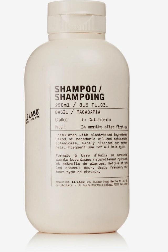 Basil Hair Shampoo 250ml