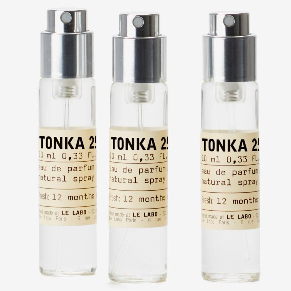 Tonka 25 EdP Travel Tube Refill 10ml