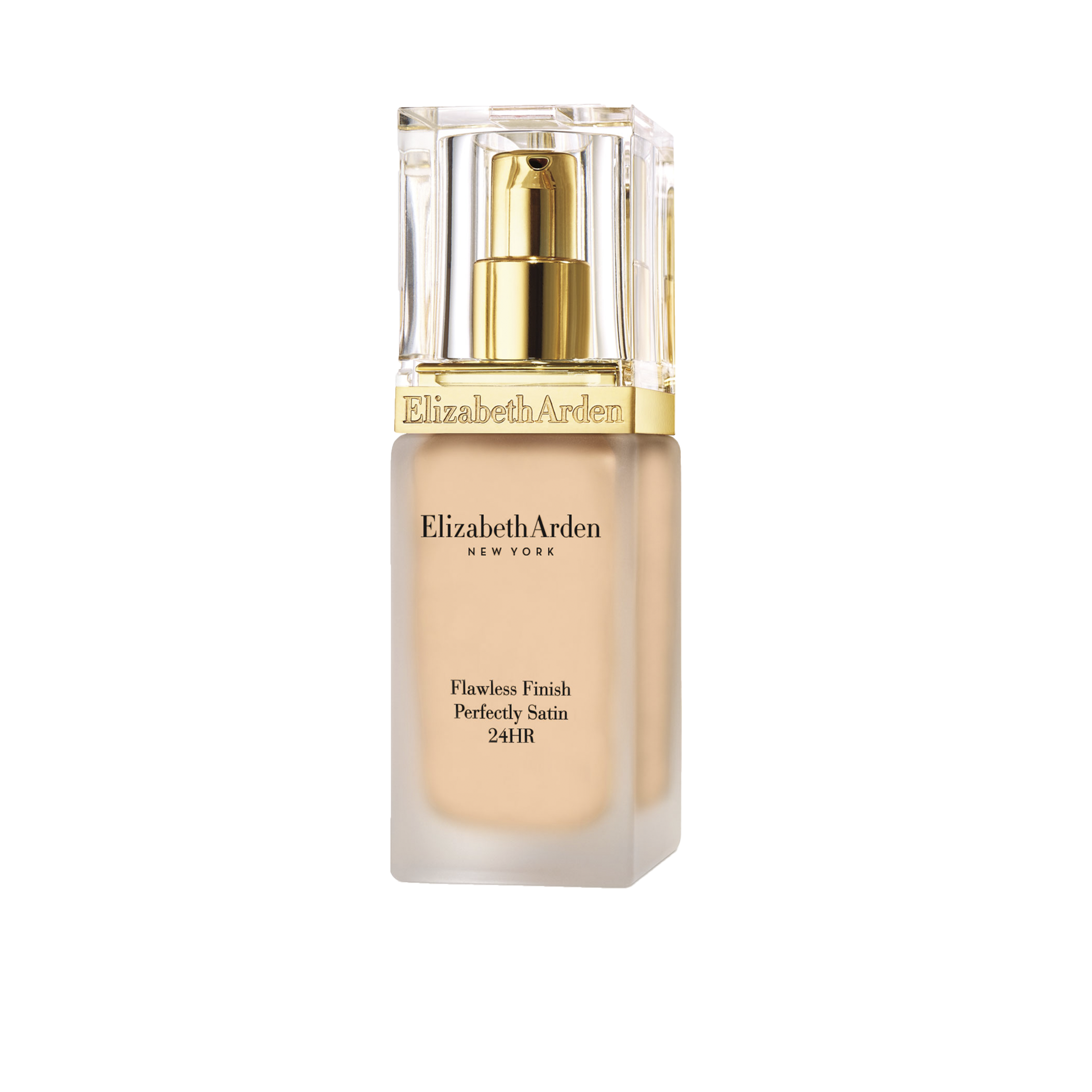 Flawless Finish Perfectly Satin 24HR Foundation 01Alabaster