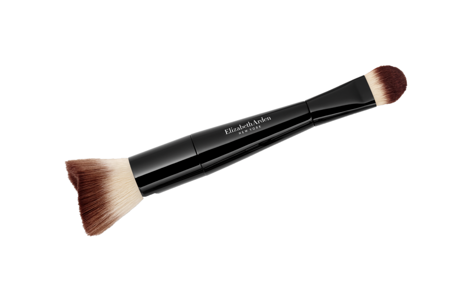 Dual Ended Foundation Brush