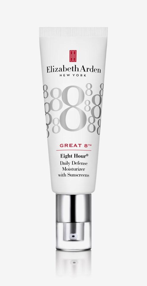 Eight Hour® Great 8™ Daily Defense Moisturizer Broad Spectrum Sunscreen SPF 3 50ml