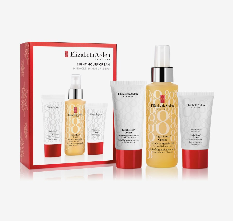 Eight Hour Miracle Moisturizers Gift Box