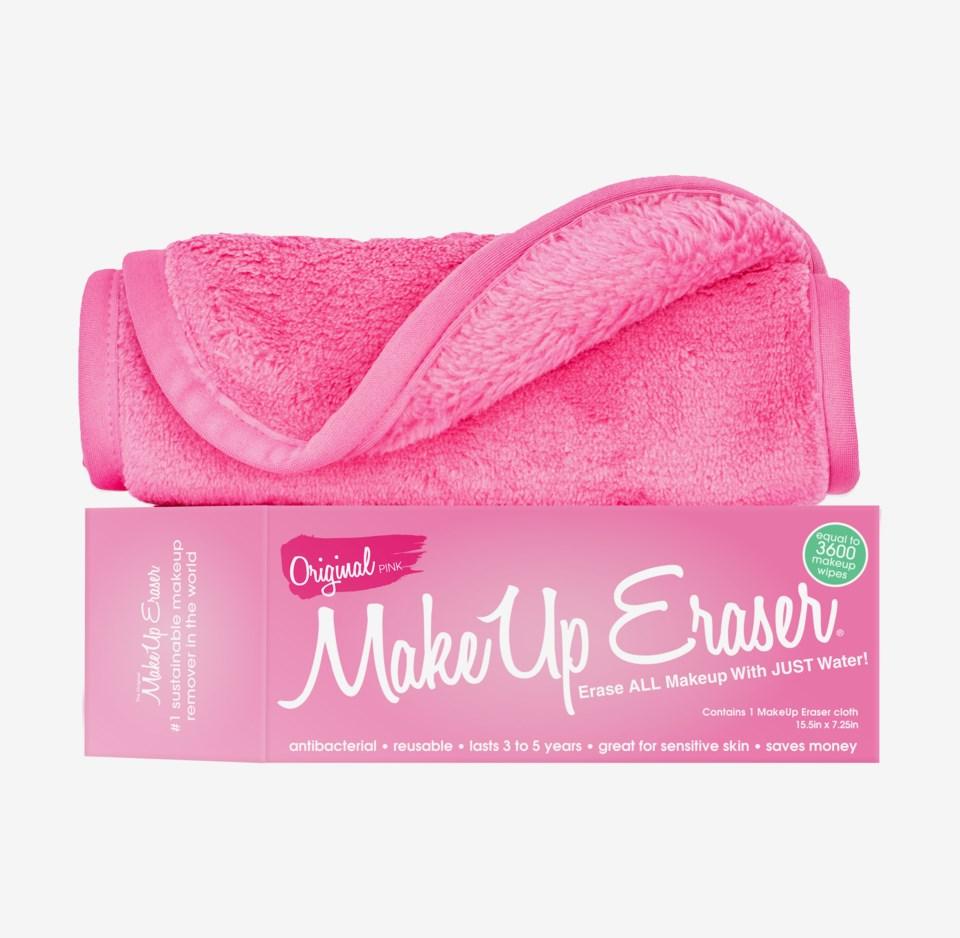Makeup Eraser - Pink