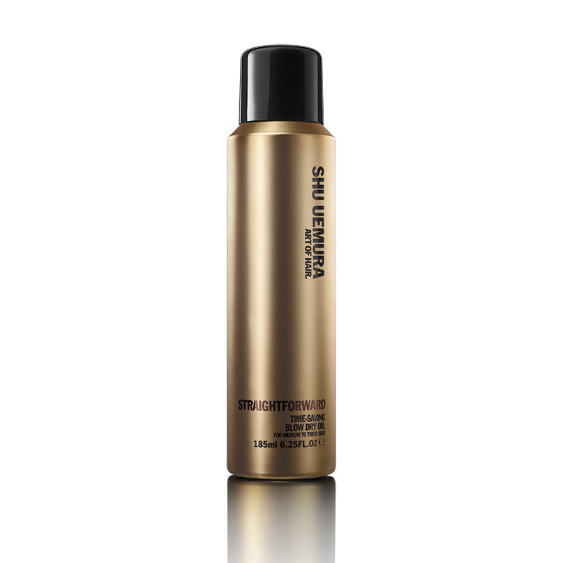 Straight Forward Blow-dry Oil 185 ml