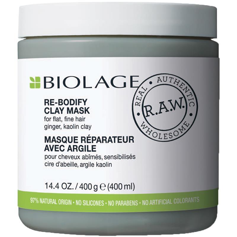 Rebodify Clay Mask Treatment