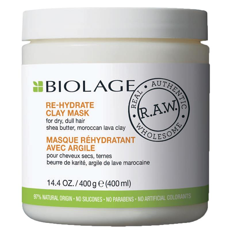 Rehydrate Clay Mask Treatment