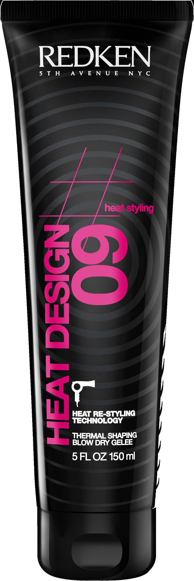 Heat Design Styling Cream 150 ml