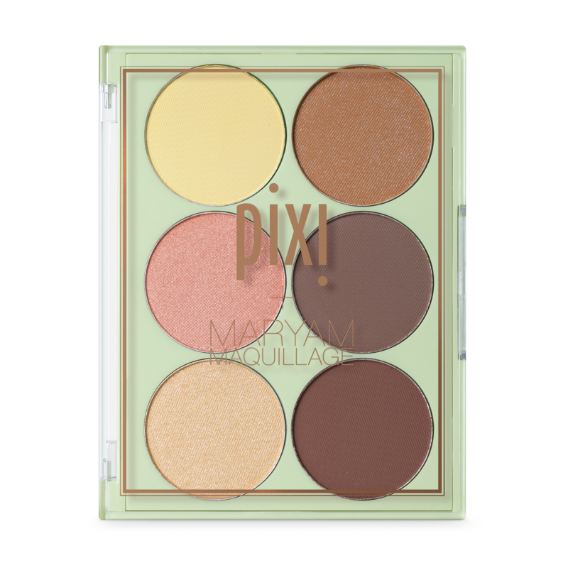 Strobe & Sculpt Palette Highlight & Contour