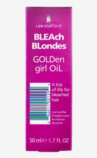 Bleach Blonde Golden Girl Oil 50 ml
