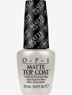 Brilliant Top Coat Matte Top Coat
