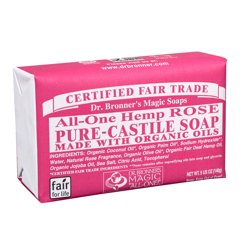 Bar Soap Rose Rose