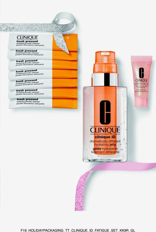 Clinique iD Anti-Fatigue Gift Box