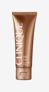 Self Sun Face Tinted Lotion