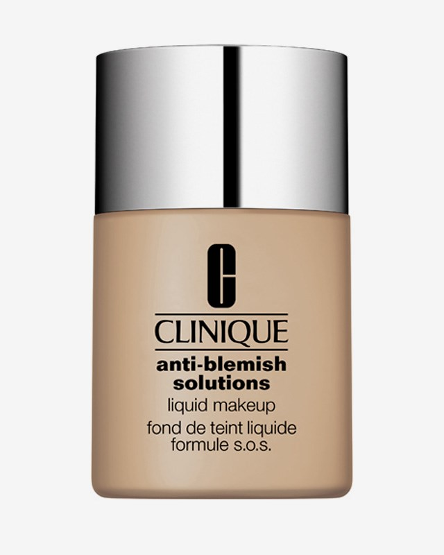Anti-Blemish Liquid Makeup CN 10Alabaster