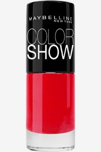 Color Show 349 Power Red