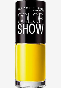 Color Show 749 Electric Yellow