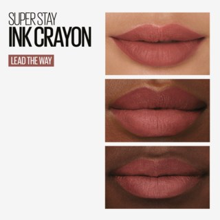 Superstay Ink Crayon Lipstick 15 Lead The Way