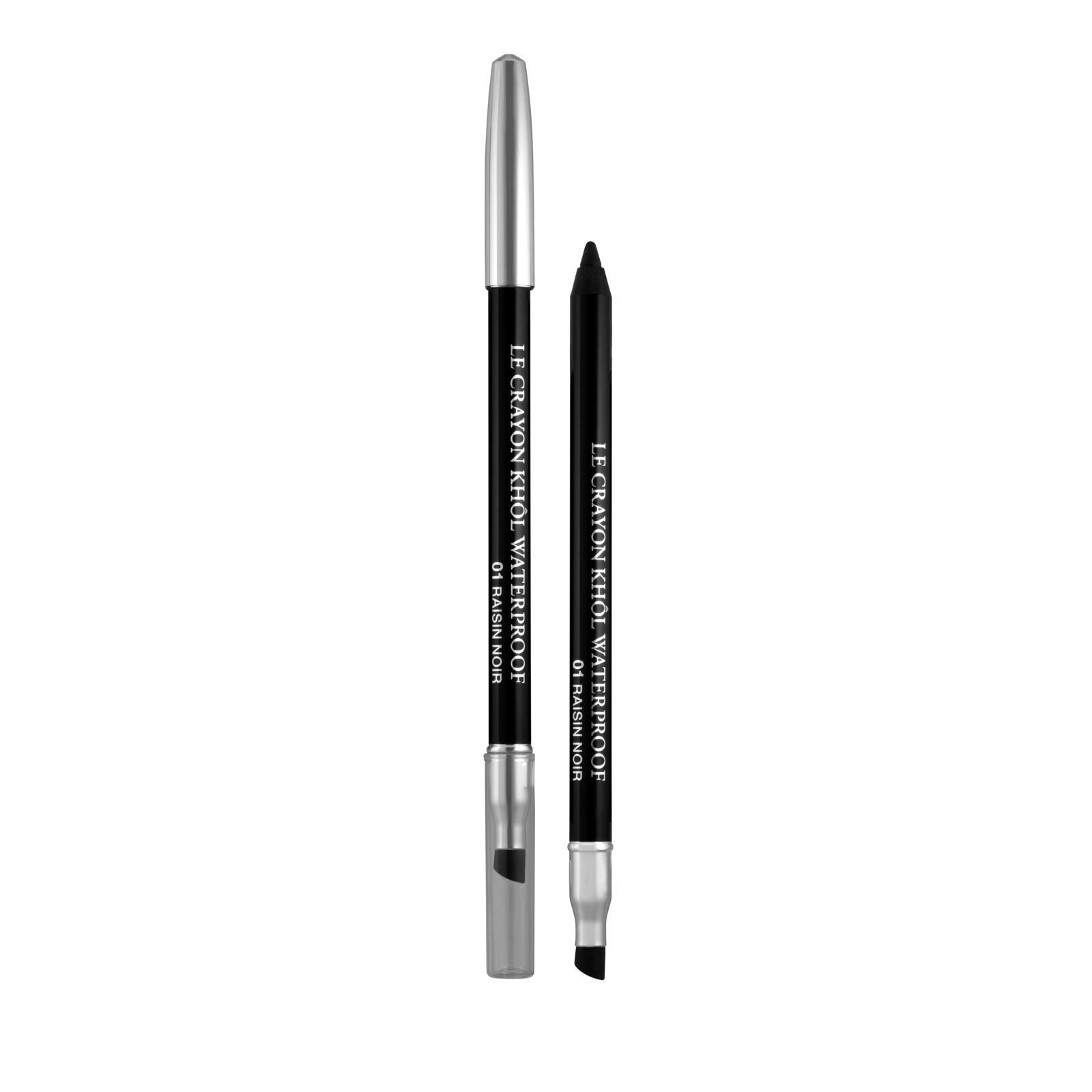 Le Crayon Khôl Waterproof Eyeliner 01 Raisin Noir