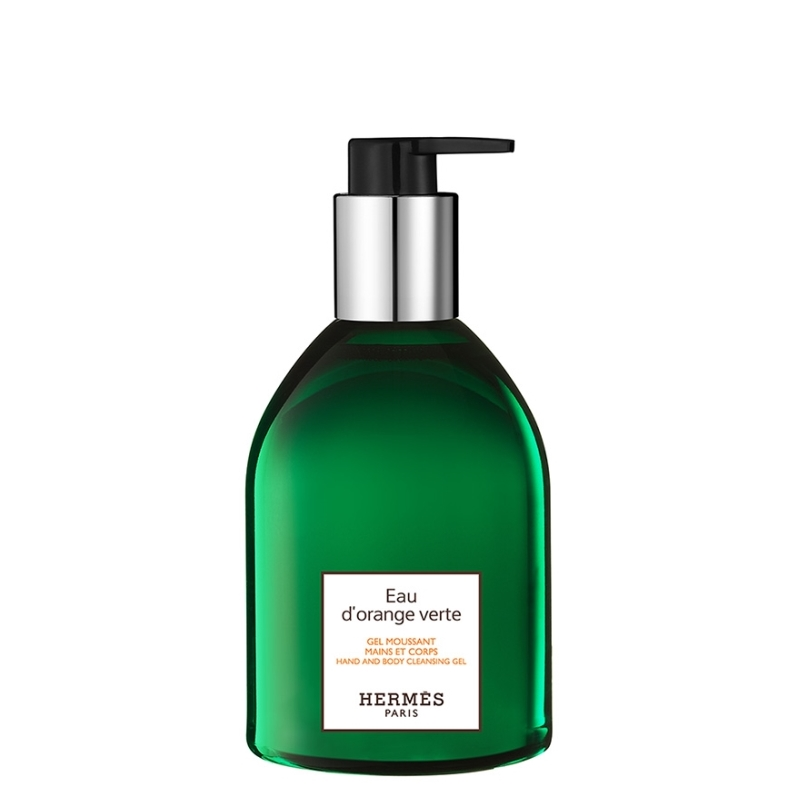 Le Bain Eau D'orange Verte Hand & Body Cleansing Gel 300 ml