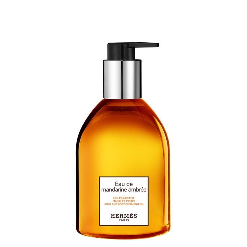Le Bain Eau de Mandarin Ambrée Hand & Body Cleansing Gel 300 ml