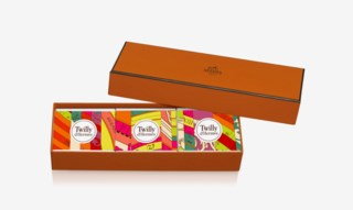 Twilly d'Hermès Perfumed Soaps Set Of 3 100 g