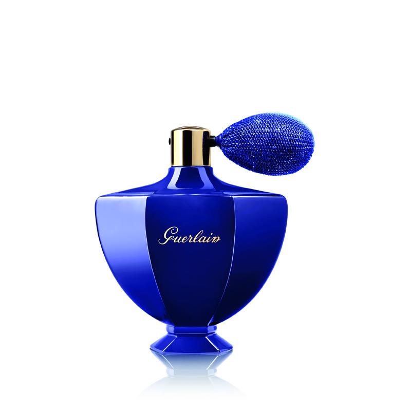 Perfumed Iridescent Powder Spray Shalimar Souffle d'Or