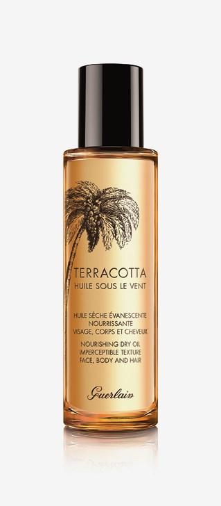 Terracotta Nourishing Dry Oil 100ml