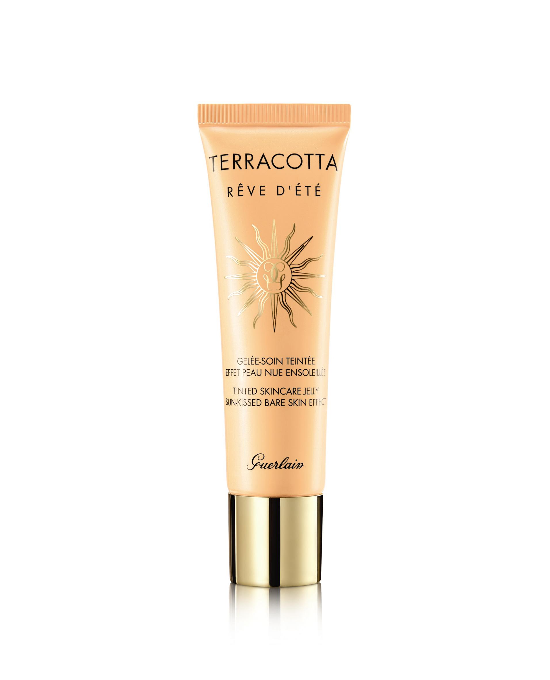 Terracotta Sun Glow Gelly Bronzing Gel Light