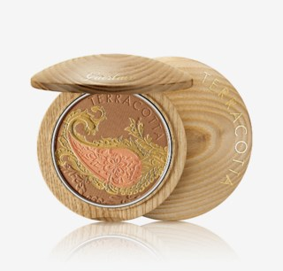 Terracotta Route Des Indes Tan Enhanzing Bronzer and Blush Limited Edition