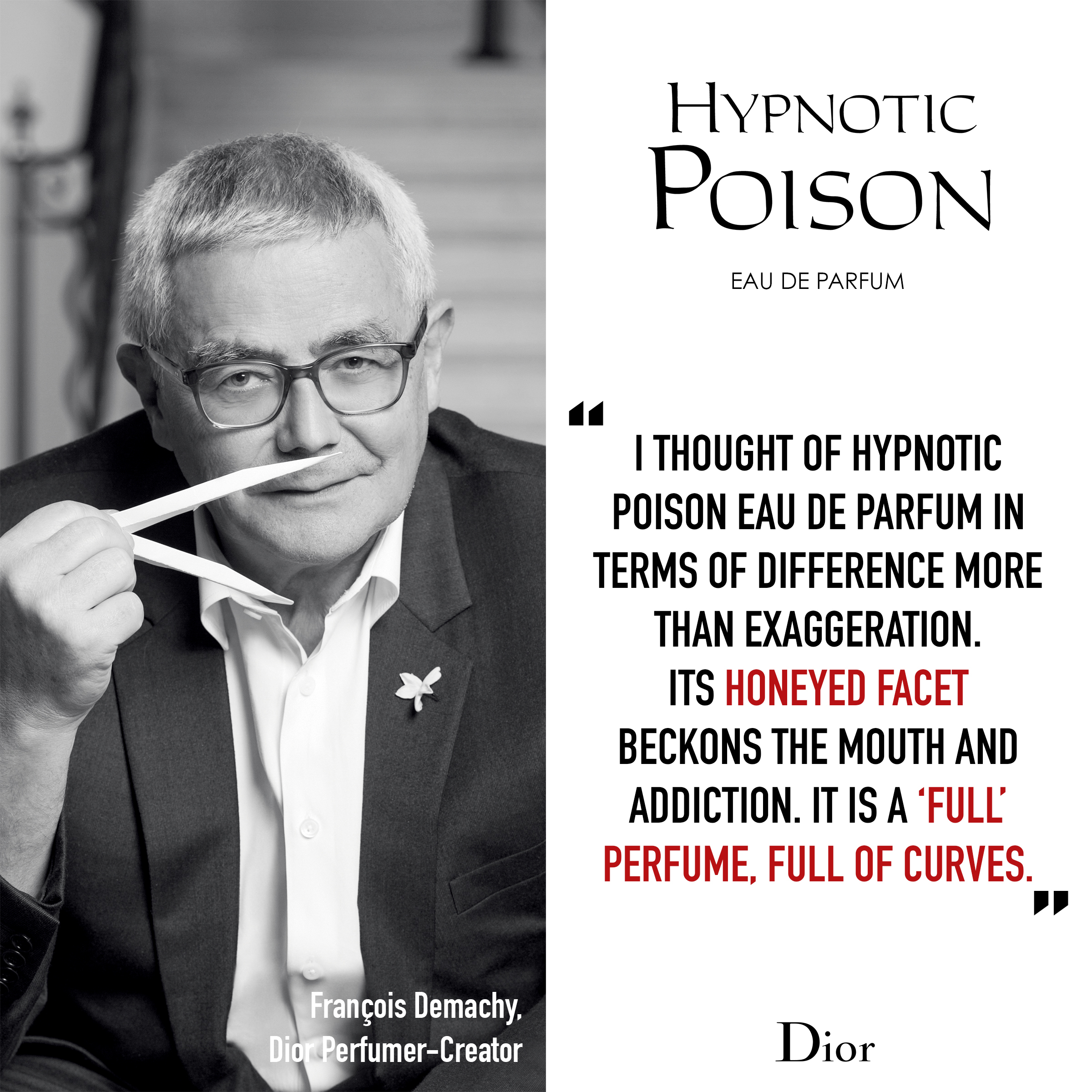 Hypnotic Poison Eau de Parfum 100 ml