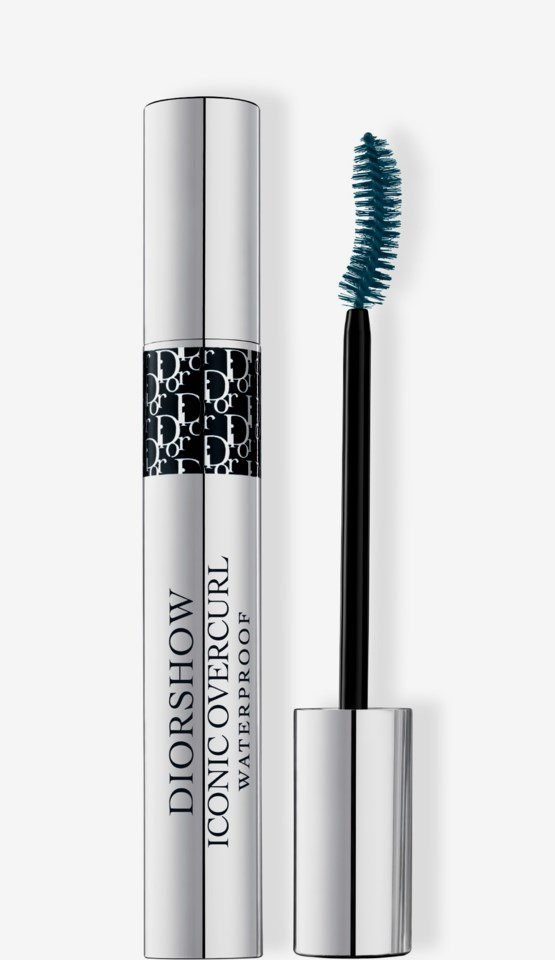 Diorshow Iconic Overcurl Mascara Waterproof 091 Over Black