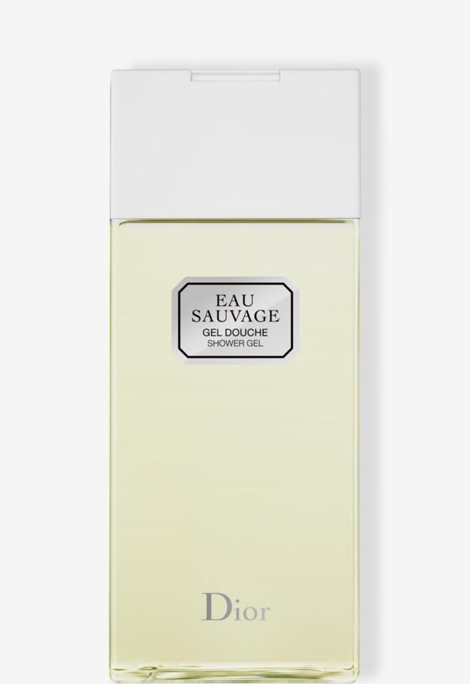 Eau Sauvage Shower Gel 200ml