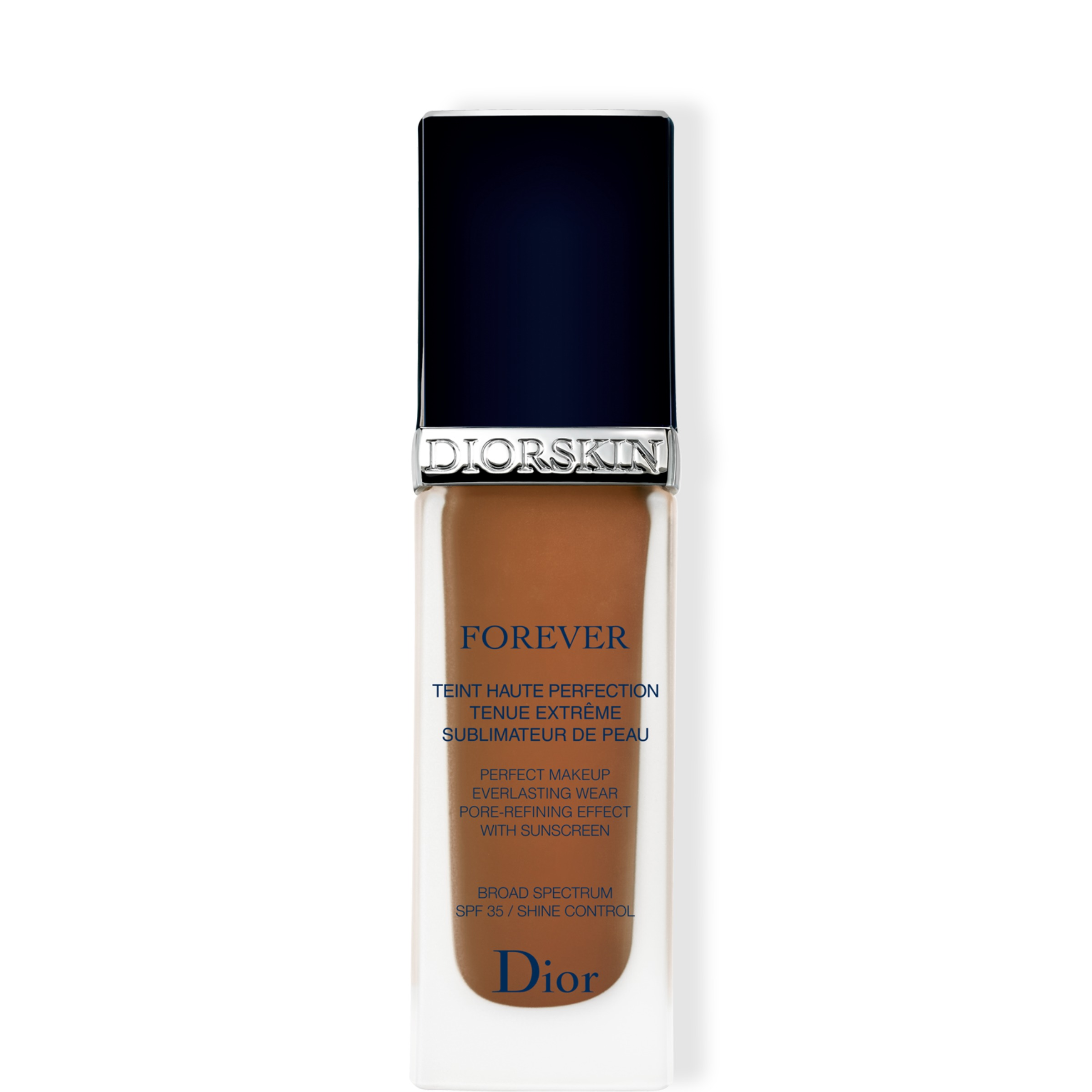 Forever Foundation 070 Dark Brown