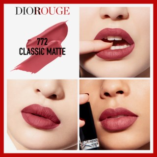 Rouge Dior Matte 772 Classic Matte