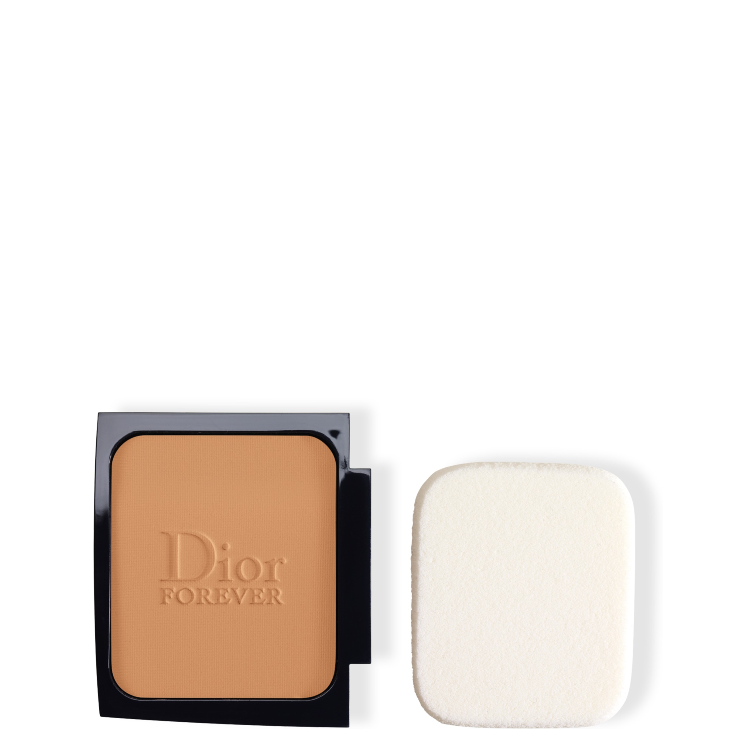 Diorskin Forever Foundation Compact Refill 040 Honey Beige